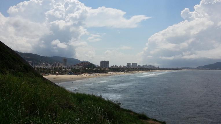 Praia do Tombo, Guarujá, SP - Melhores praias brasileiras para surfar