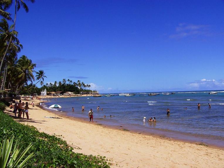 Praia do Forte, Mata de São João, Bahia - Melhores praias brasileiras para surfar