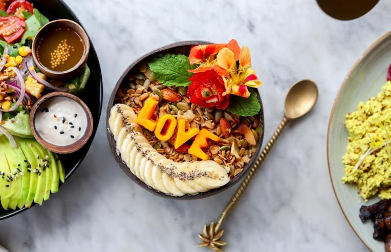 Melhores restaurantes vegetarianos em Bali, Indonésia, The Loft Bali