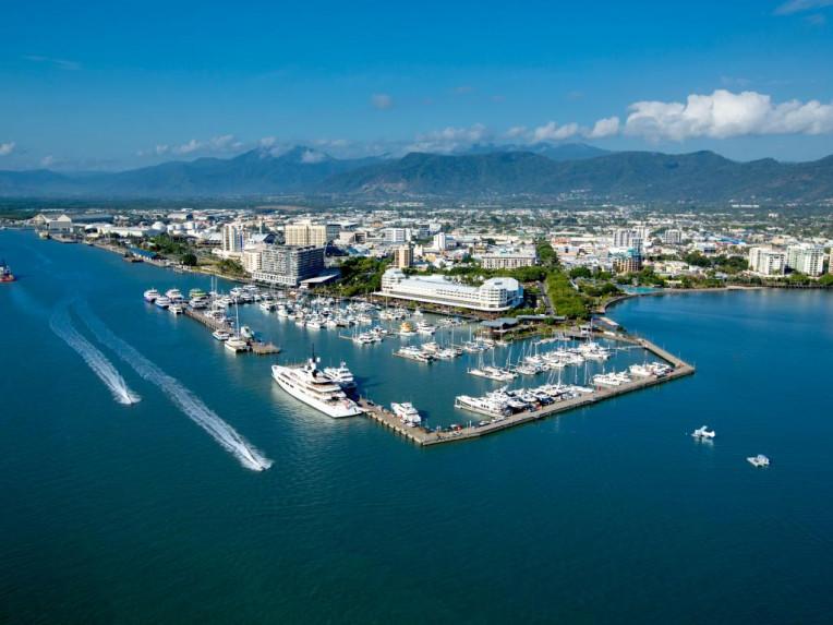 Lugares para estudar na Austrália - Cairns