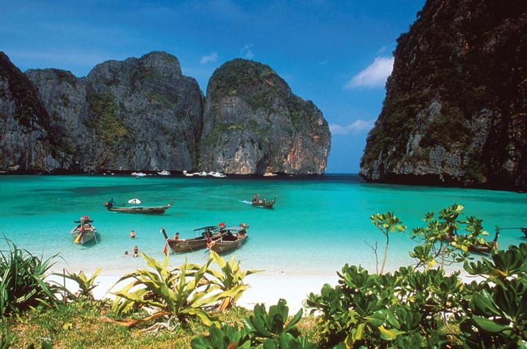 Melhores coisas para fazer na Tailandia - Ilha Koh Phi Phi