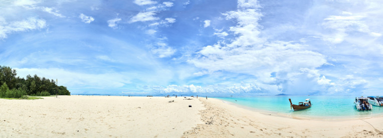 O que fazer na Tailandia Turismo Ilha Bamboo Island