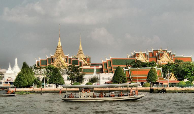 O que fazer em Bangkok, Tailandia - Templos Grand Palace