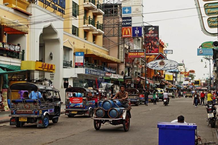 O que fazer em Bangkok - Tailandia