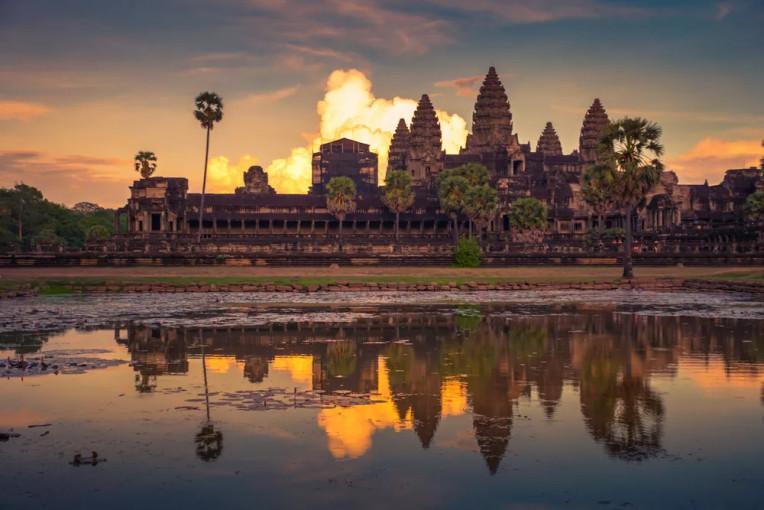 O que fazer no Camboja - Sudeste Asiatico - Angkor Wat