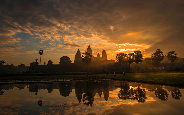 O que fazer no Camboja - Complexo Templo Angkor Wat