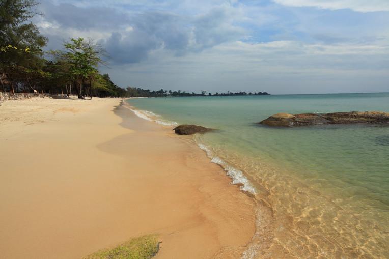 dicas de viagem para camboja - Independence Beach - Sihanoukville