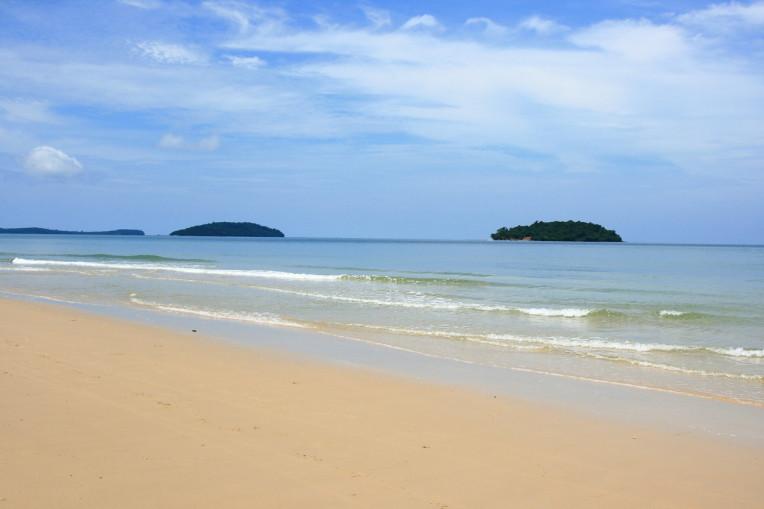guia de viagem Camboja - Otres Beach - Sihanoukville