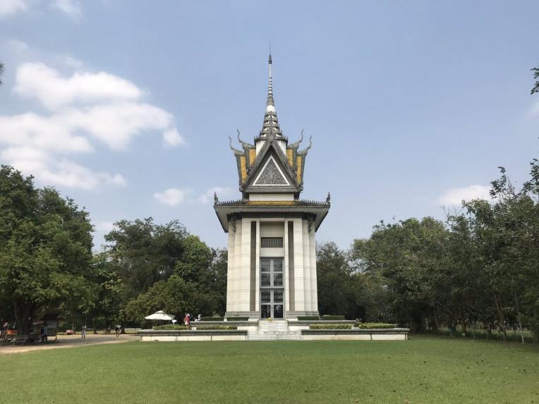 MemorialKilling Fields of Choeung Ek Camboja