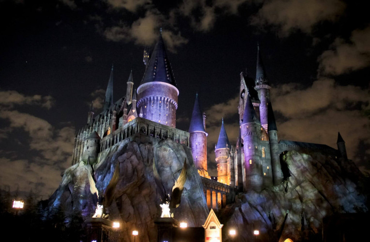 Parques do Harry Potter Disney - Wizarding World of Harry Potter