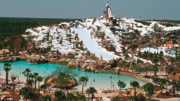Disney Blizzard Beach Parque da disney - Dicas