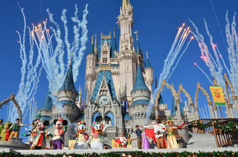 viajar para disney - calendario de eventos parques