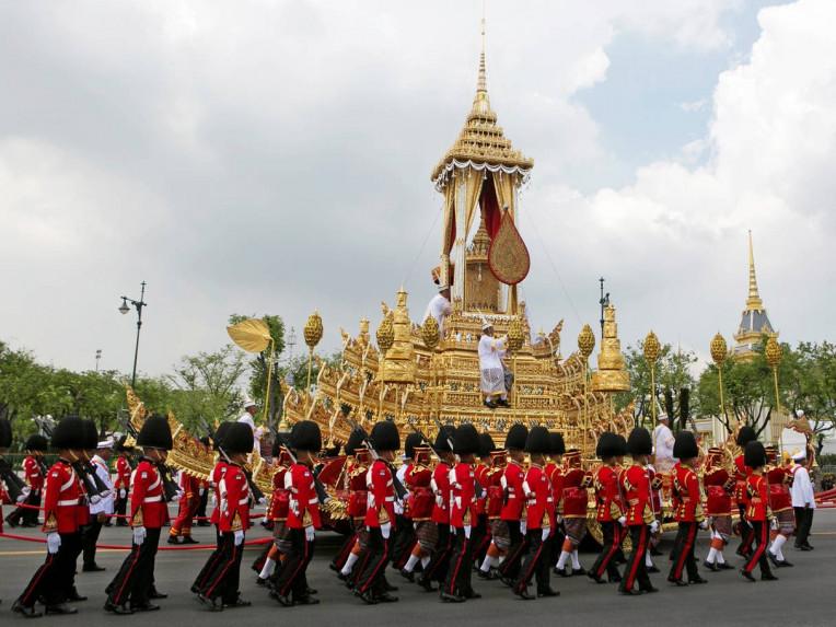 Dicas de viagem para Tailândia - Respeite o rei