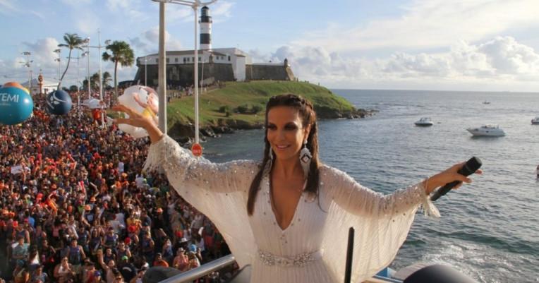 Carnaval de Salvador 2020: Bloco da Ivete Sangalo