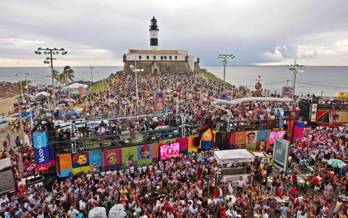 Agenda de Blocos Trios Carnaval de Salvador 2020