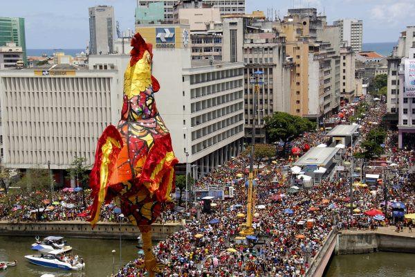 Carnaval Recife 2020 programação pernambuco