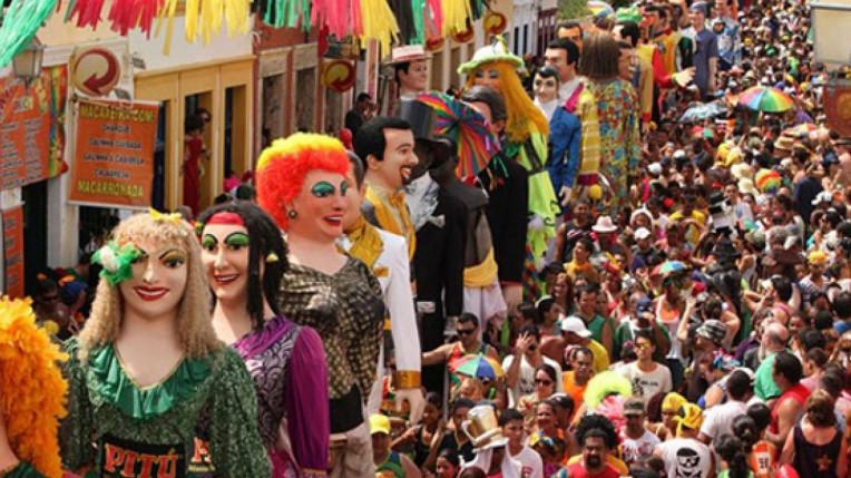 Carnaval Recife 2020 agenda shows pernambuco