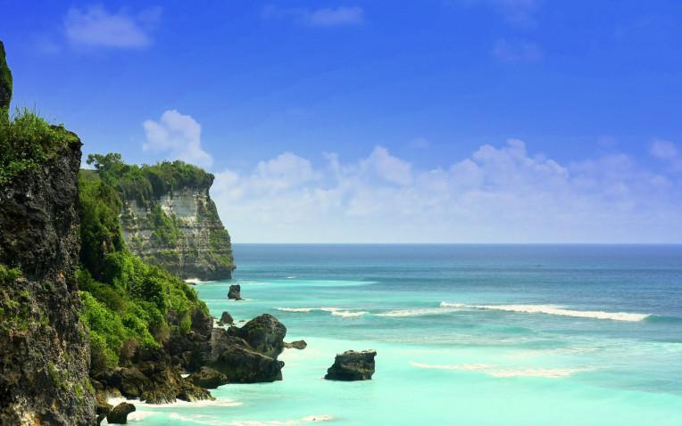 Melhores Lugares para visitar na Indonésia - Região de Uluwatu - Bali