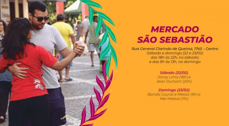 Carnaval Fortaleza 2020 Shows Programação Agenda Polos