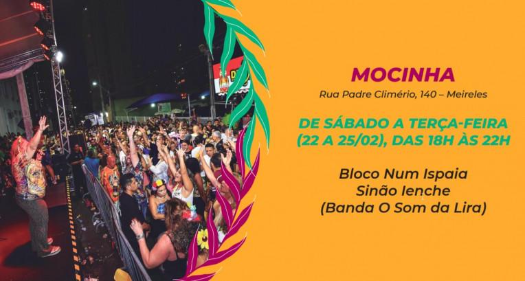 Carnaval Fortaleza 2020 Shows Agenda Polos Programação