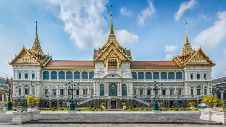 O que fazer em Bangkok - Tailandia - Grand Palace Bangkok