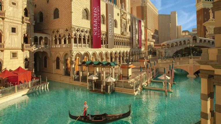Melhores Cassinos de Las Vegas Hotel Cassino The Venetian