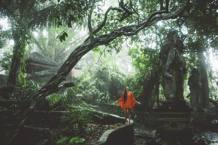 O que fazer em Bali - Indonesia - Floresta Monkey Forest - Ubud - Bali