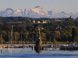 O que fazer em Konstanz - Alemanha - Bodensee