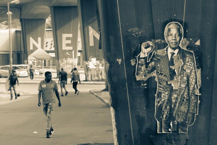 Joanesburgo - Nelson Mandela África do Sul