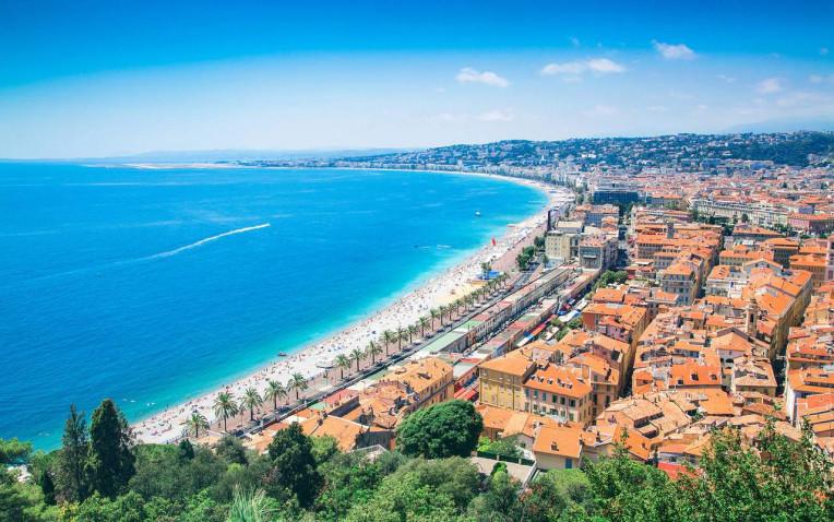 Riviera Francesa - O que fazer na Costa Azul da Franca - Nice