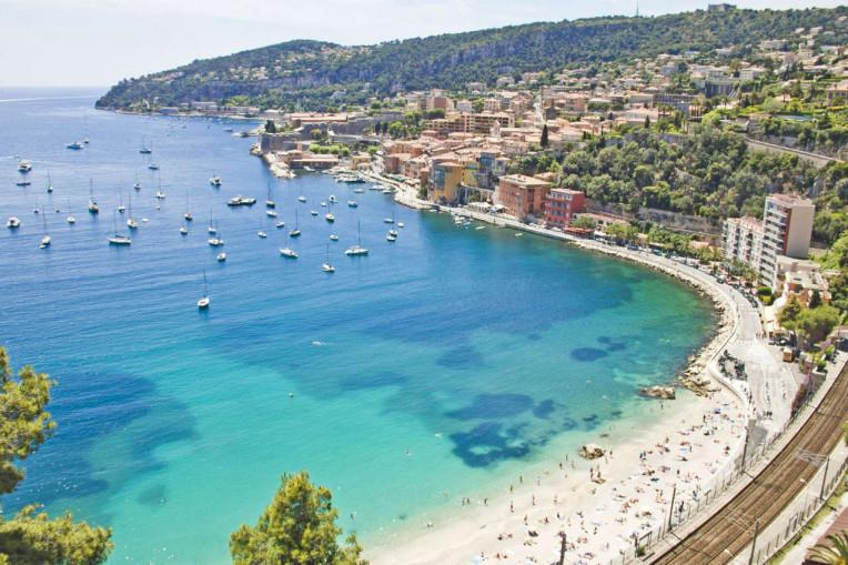 Riviera Francesa - As melhores praias da Costa Azul da Franca - Èze