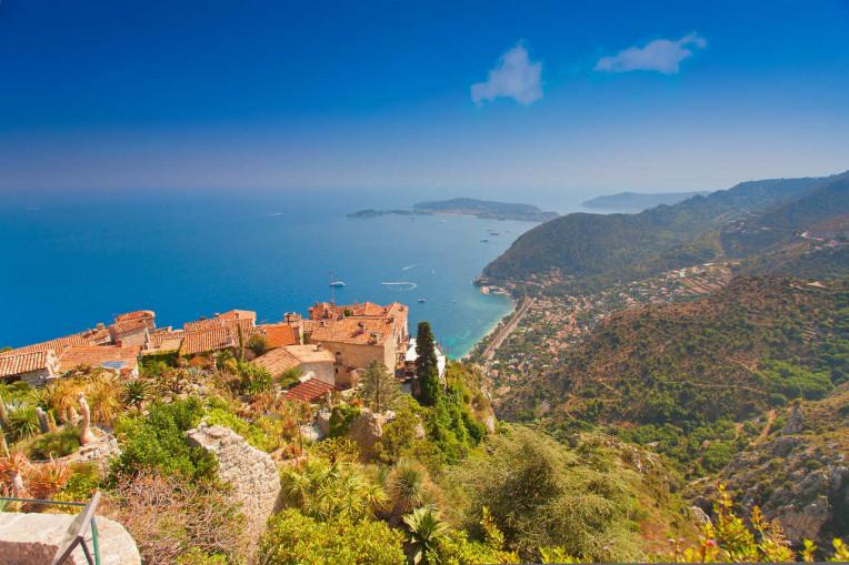 O que fazer na Riviera Francesa - Eze - Costa Azul