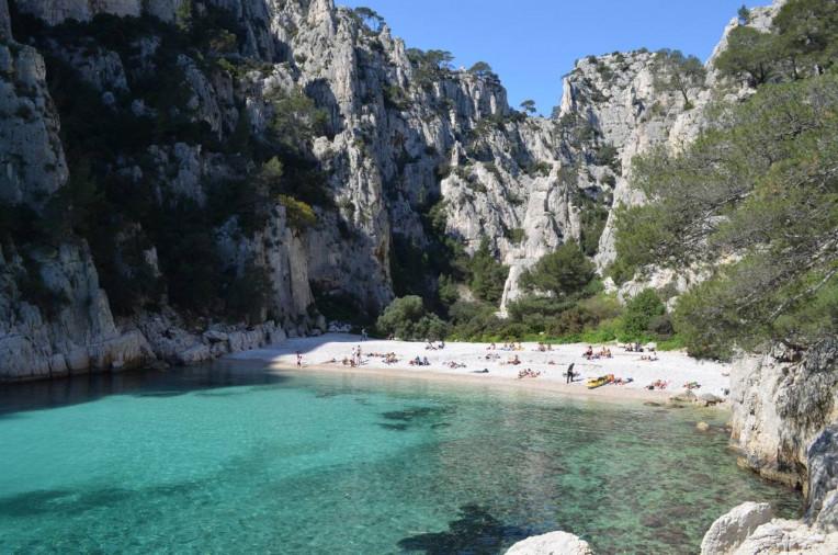 Quais cidades fazem parte da Riviera Francesa - Costa Azul - Cassis - França