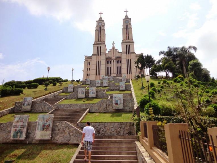 Lugares para Viajar em Julho - São Bento do Sul-SC