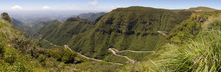 Lugares para Viajar no Inverno - Serra Catarinense - Rio do Rastro-SC