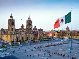 O que fazer na Cidade do México - Centro Histórico - Zócalo