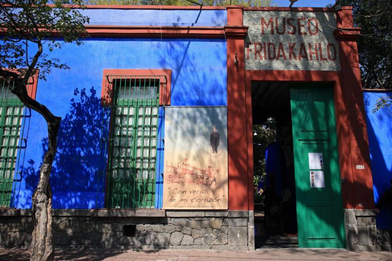 O que fazer na Cidade do México - Museu Frida Kahlo