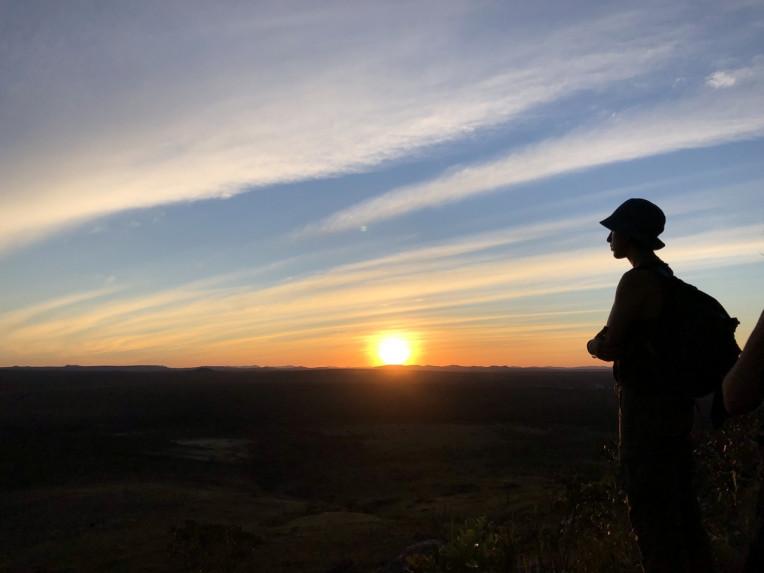 Vale do Pati - Chapada Diamantina - Final de tarde