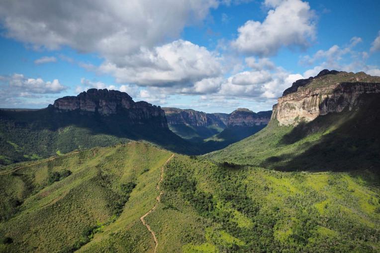Vale do Pati - Chapada Diamantina - Mirante