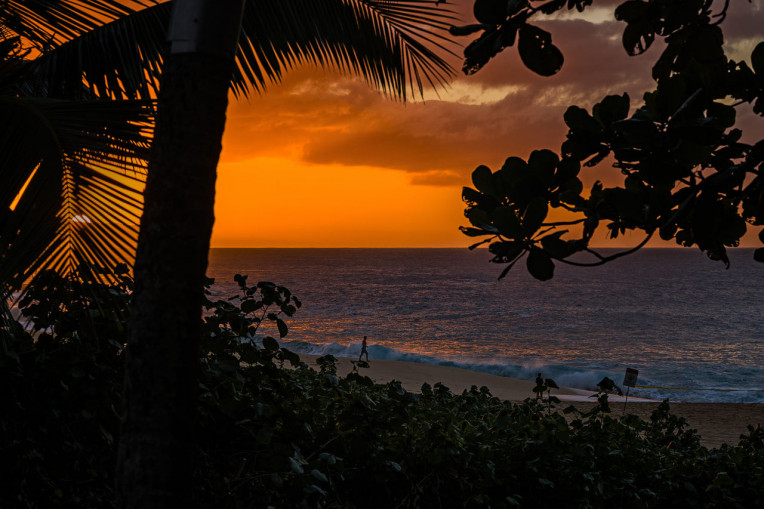 Ilha de Oahu - Havaí - North Shore - Sunset Beach