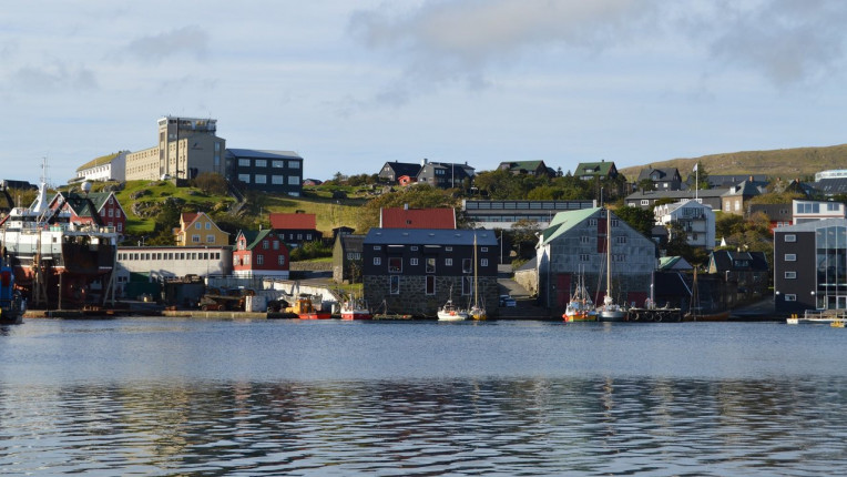 Mochilao Europa - Ilhas Faroe Dinamarca