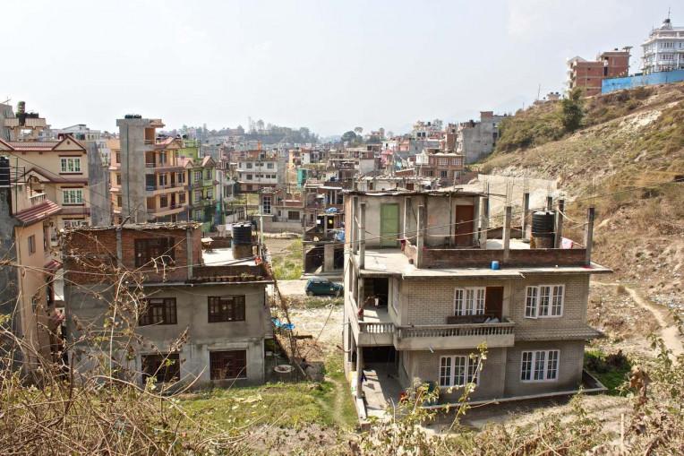 Lugares no Nepal - Kathmandu