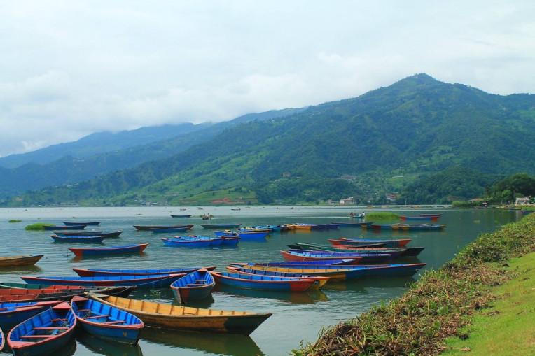 Lago Phewa Nepal - Pokhara