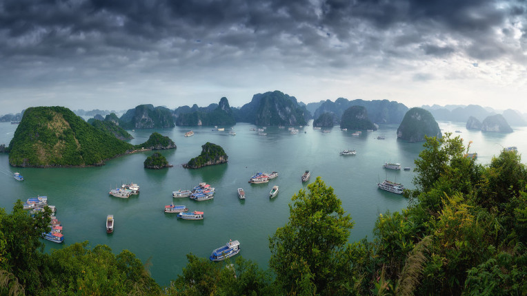 Ha Long Bay - Vietnam