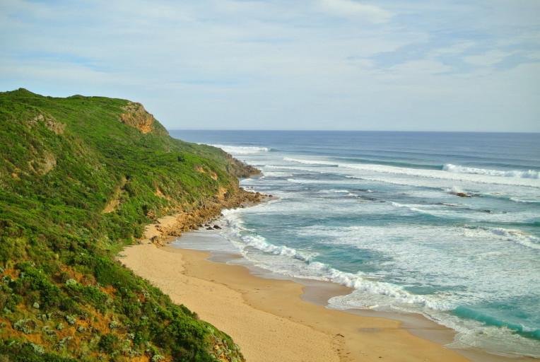 Castle Cove Lookout - Great Ocean Road