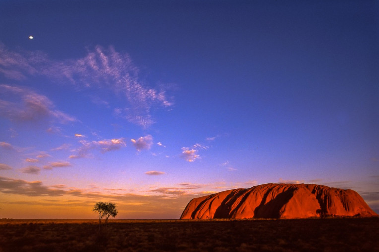 Lugares Incríveis Austrália - Uluru