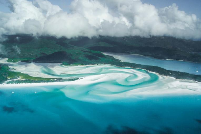 Melhores praias Austrália - Whitsunday Island