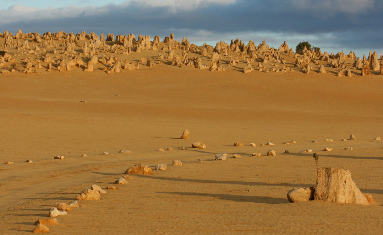 Destinos Alternativos Austrália - Pinnacles Desert