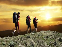 alongamento para trilhas