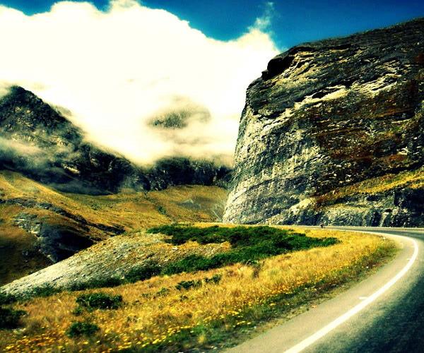 Estrada da Morte - Bolívia